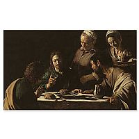 Supper at Emmaus (Caravagggio)