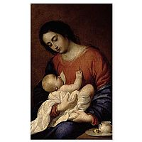 Virgin and Child (Zurbaran)