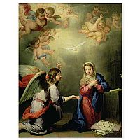 The Annunciation (Murillo)