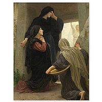 The Holy Women at the Tomb (Bouguereau)
