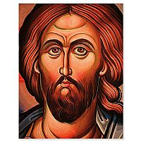 Face of Christ Icon