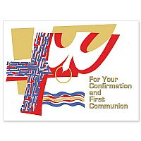 For Your Confirmation and First Communion