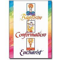 Baptism, Confirmation, Eucharist (Full Initiation)