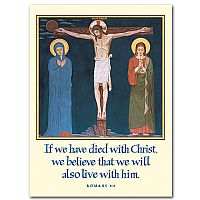 If We Have Died With Christ...