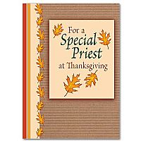 For a Special Priest at Thanksgiving