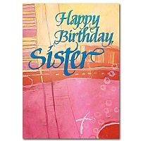 Happy Birthday, Sister