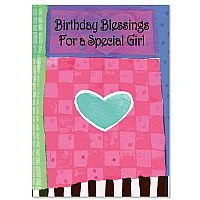 Birthday Blessings for a Special Girl