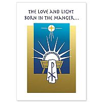 The Love and Light Born in the Manger