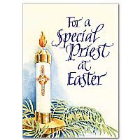 For a Special Priest at Easter