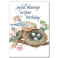 Joyful Blessings on Your Birthday