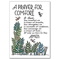 A Prayer for Comfort
