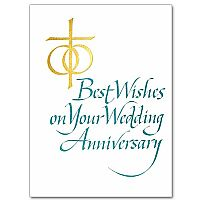 Best Wishes on Your Wedding Anniversary