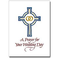 A Prayer for Your Wedding Day