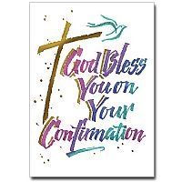 God Bless You on Your Confirmation