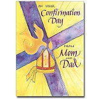 On Your Confirmation Day From Mom and Dad