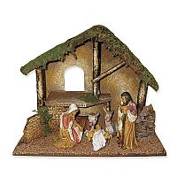 7-Piece Italian Nativity Set