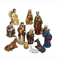 Resin Nativity Figurines
