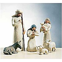 Nativity Figures Set