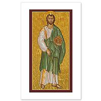 St. Jude Icon Holy Card