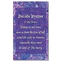 Decade Prayer