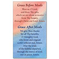 Grace Before and After Meals
