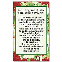 The Legend of  the Christmas Wreath