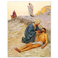 The Good Samaritan (Margetson)