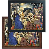 Adortion of the Magi (Fabriano)