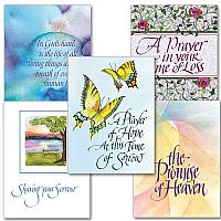 Sympathy Heavenly Hope Assortment