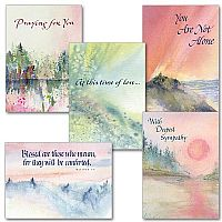 Watercolor Sympathy Collection