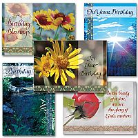 Birthday Photo Card Assortment