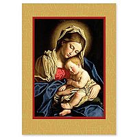 Fine Art Madonna and Child