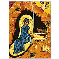 Nativity Icon