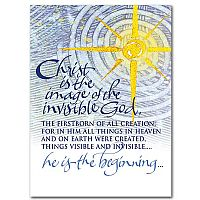 Christ Is the Image of the Invisible God