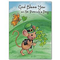 God Bless You on St. Patrick's Day and Always