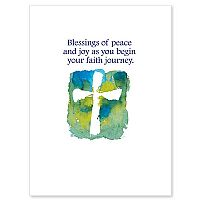Blessings of Peace and Joy as You Begin Your Faith Journey