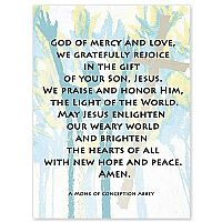 God of Mercy and Love