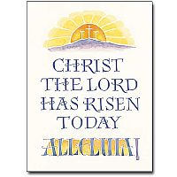Christ the Lord Has Risen