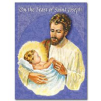 On the Feast of Saint Joseph