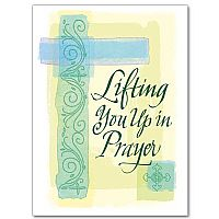 Lifting You Up in Prayer