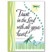 Trust the Lord with All Your Heart