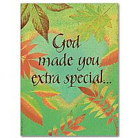 God Made You Extra Special