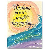 Wishing You a Bright Happy Day