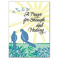 A Prayer for Strength and Healing