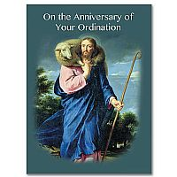 On the Anniversary of Your Ordination