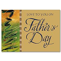 Love to You on Father's Day