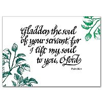 Gladden the Soul of Your Servant