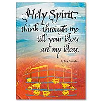 Holy Spirit Think Through Me