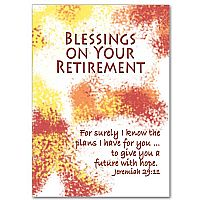 Blessings on Your Retirement