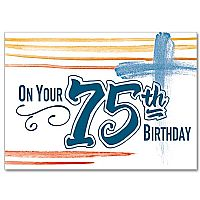 On Your 75th Birthday